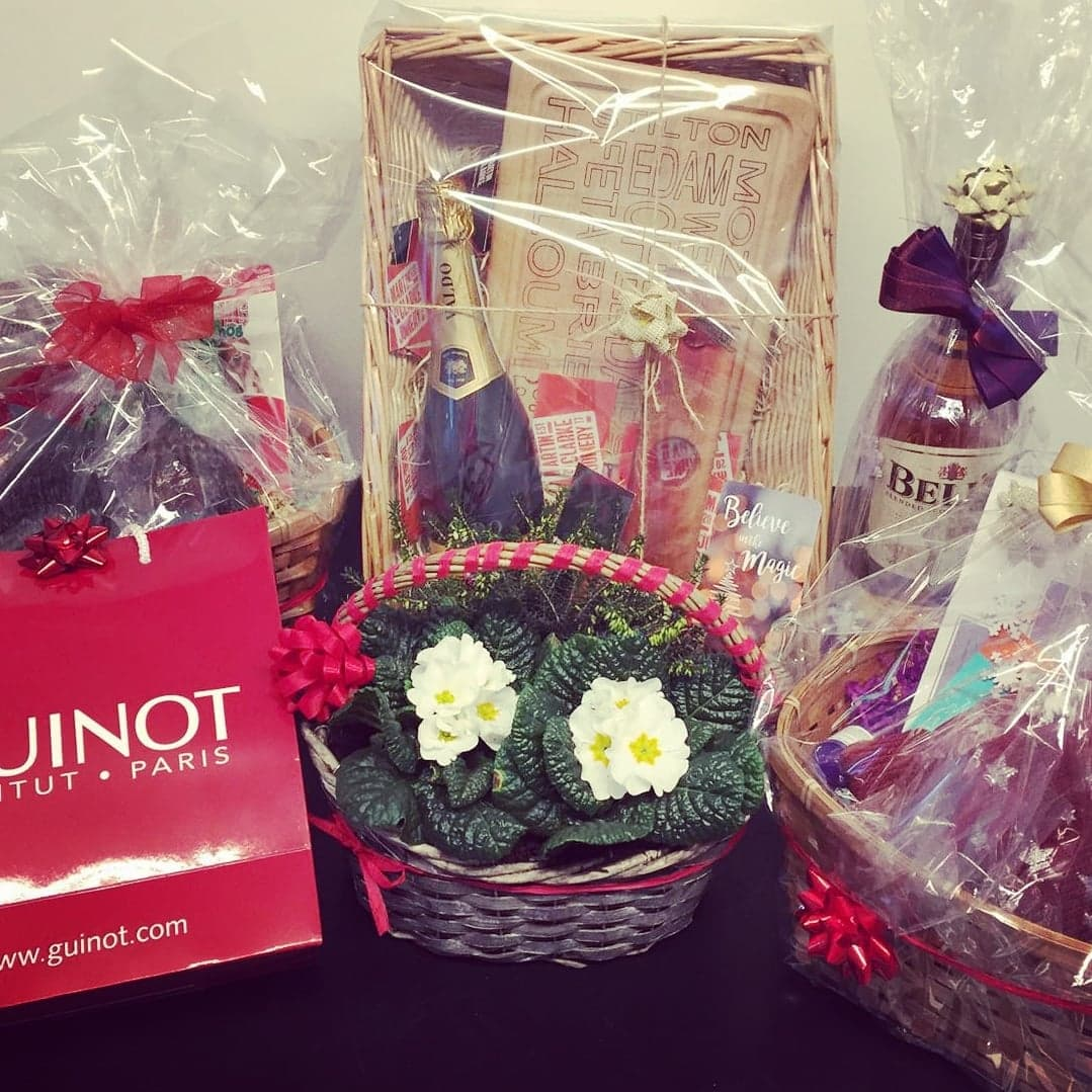 Christmas Hamper Other Prizes
