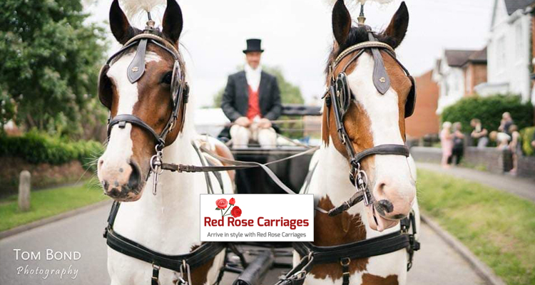 Red Rose Carriages