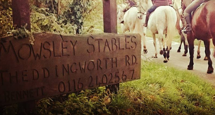 Mowsley Stables
