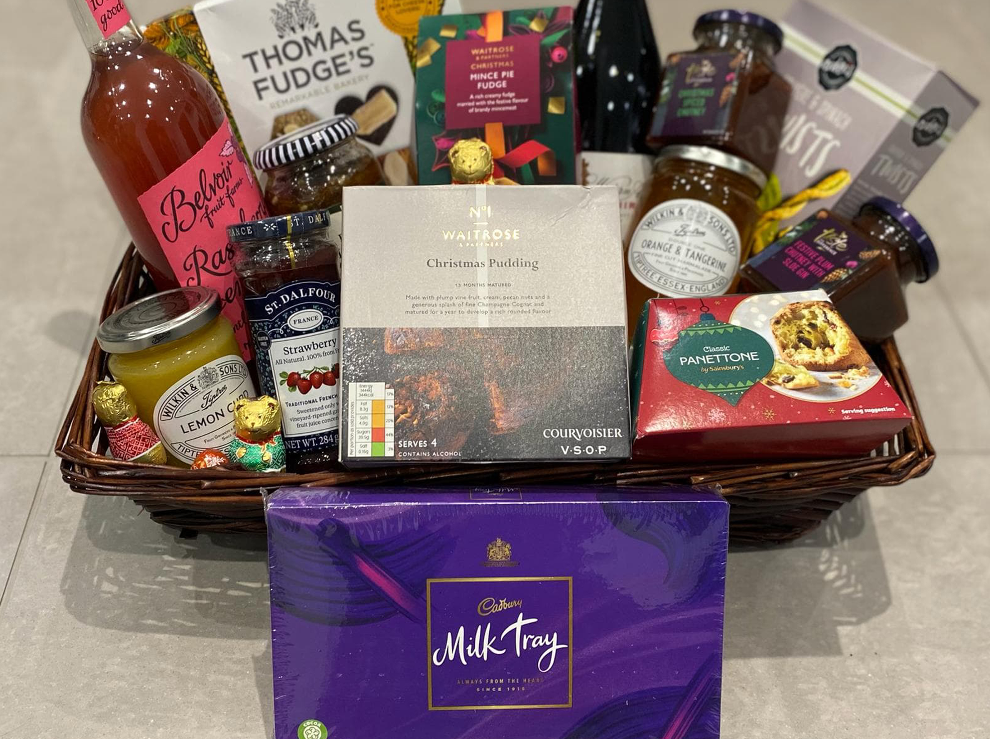 Luxury Hamper and Various Prizes